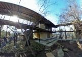 建設中の岡田茂吉記念館