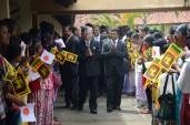 3千人が集い、祖霊向上祈願祭<スリランカ>